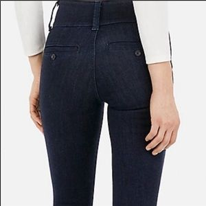 New Express Denim Perfect High-Rise Legging Jeans